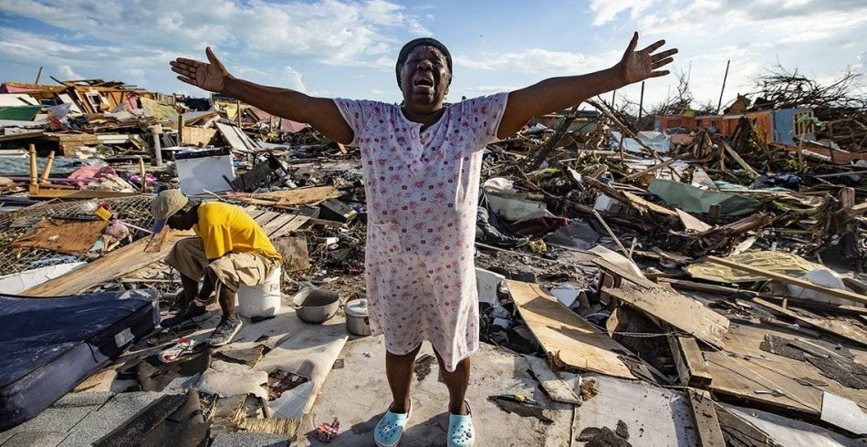Hurricane Dorian: A Reset, Part One